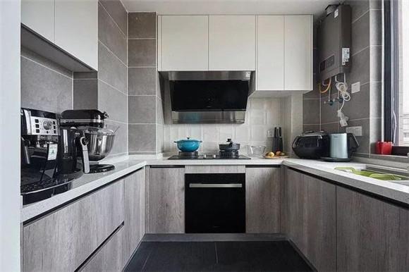 134㎡现代北欧风厨房装修