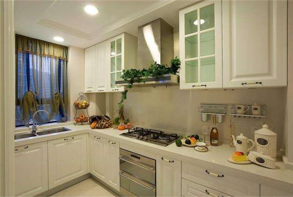 厨房装修注意台面问题