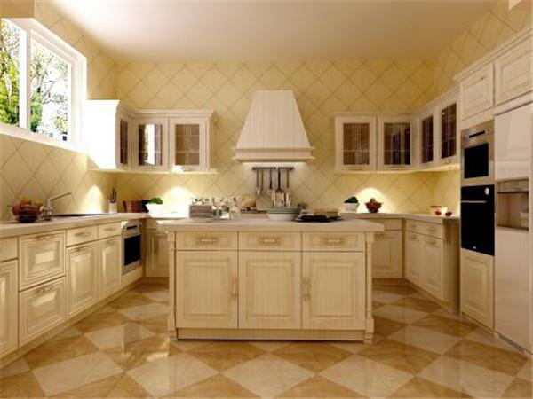 厨房装修注意收纳问题