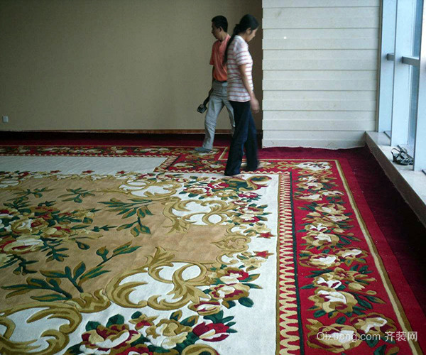 地毯什么材质比较好