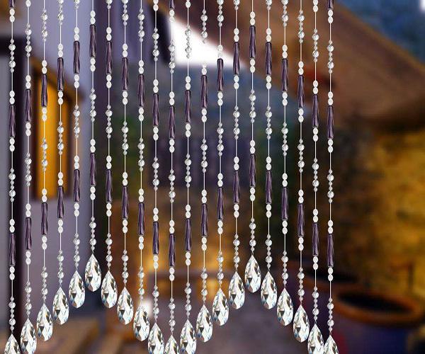 水晶门帘的风水作用