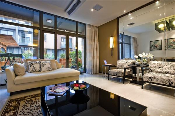 别墅客厅和卧室装修材料清单