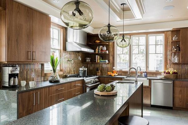 别墅厨房装修材料清单