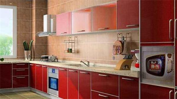 绍兴定制厨房材料注意点