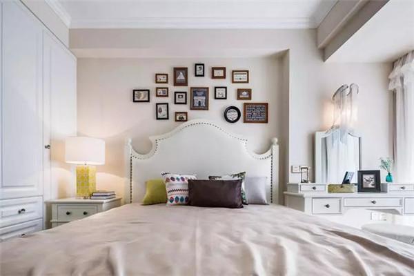 衢州美式三居室家装图9