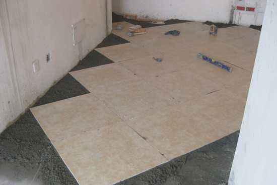 衢州旧房子瓷砖与地板翻新