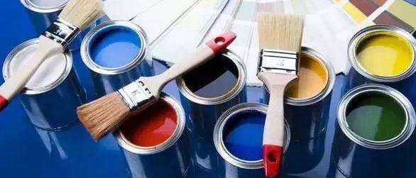 甲醛藏身于乳胶漆、油漆