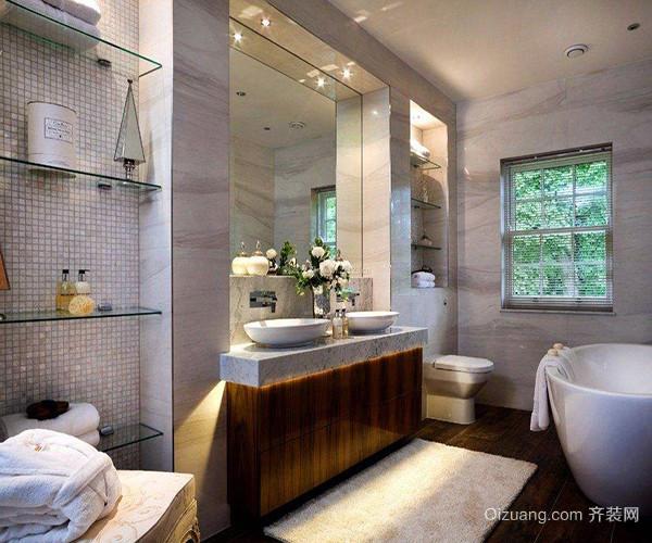 卫生间瓷砖什么颜色好看
