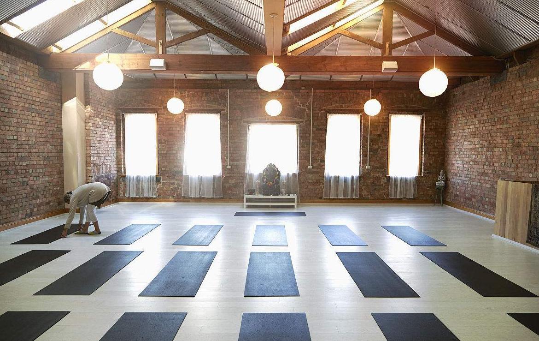 开瑜伽馆在哪开比较好
