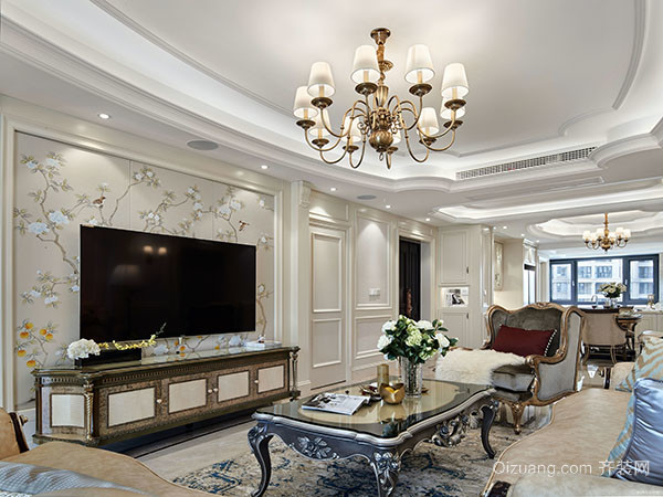 118平米三室两厅装修多少钱