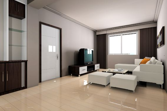 100平米旧房改造