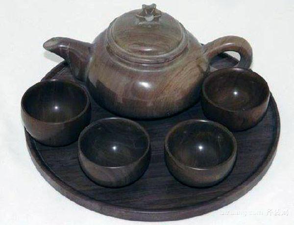 木鱼石茶具价格多钱一套