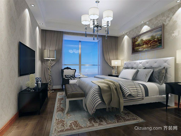 8平方小卧室如何设计显大