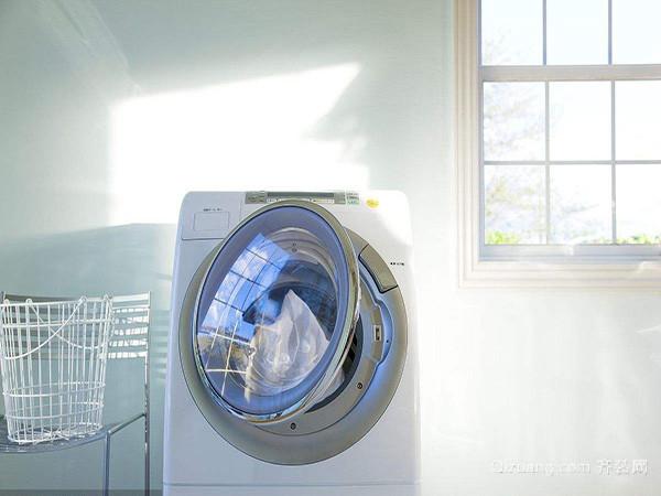 购买洗衣机
