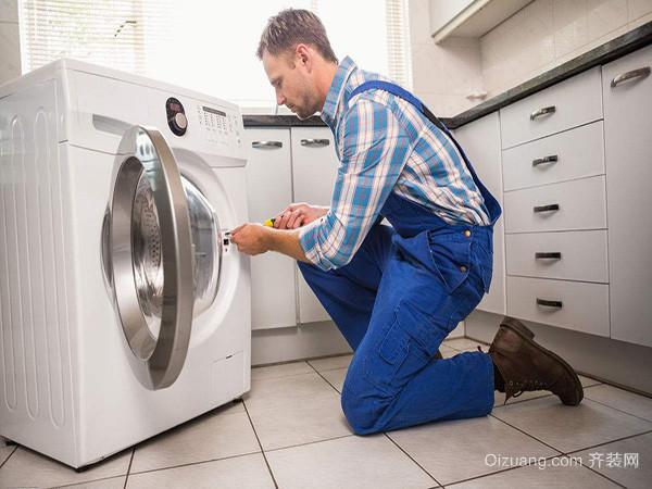 洗衣机购买推荐