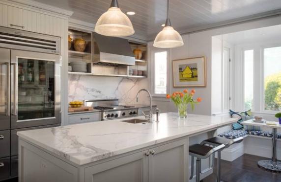 开放式厨房装修设计注意事项