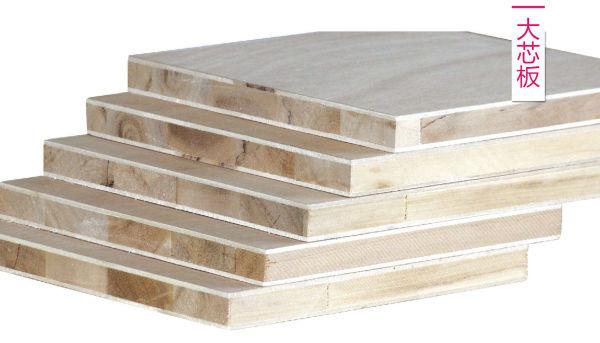 大芯板/细木工板