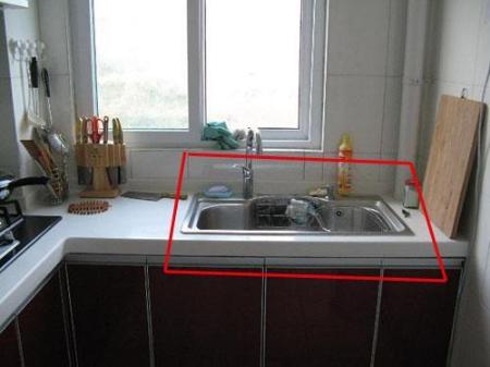 新房厨房水槽装修错误