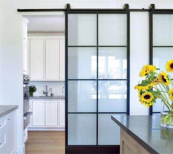 厨房玻璃门