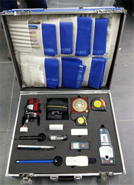 量房准备工具