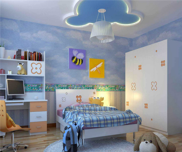 儿童房装修注意用电安全