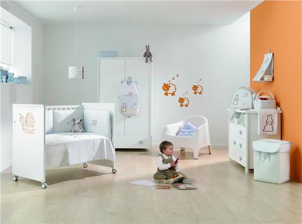 儿童房装修注意避免布艺装饰
