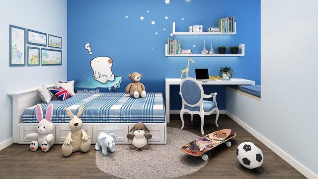 儿童房装修设计案例