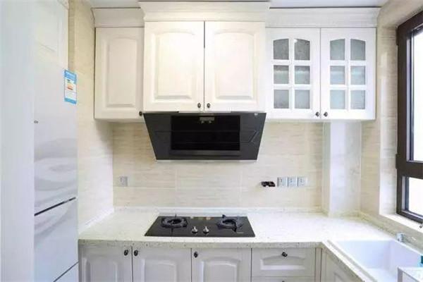 135㎡家装样板间厨房