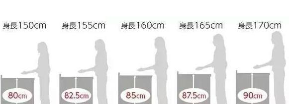 使用者的身高