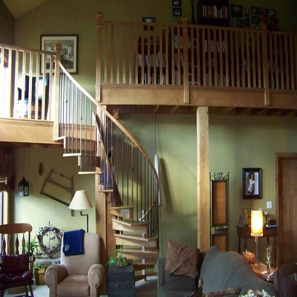 旋转楼梯的做法大全