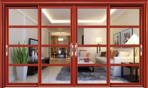 铝门窗保养法则