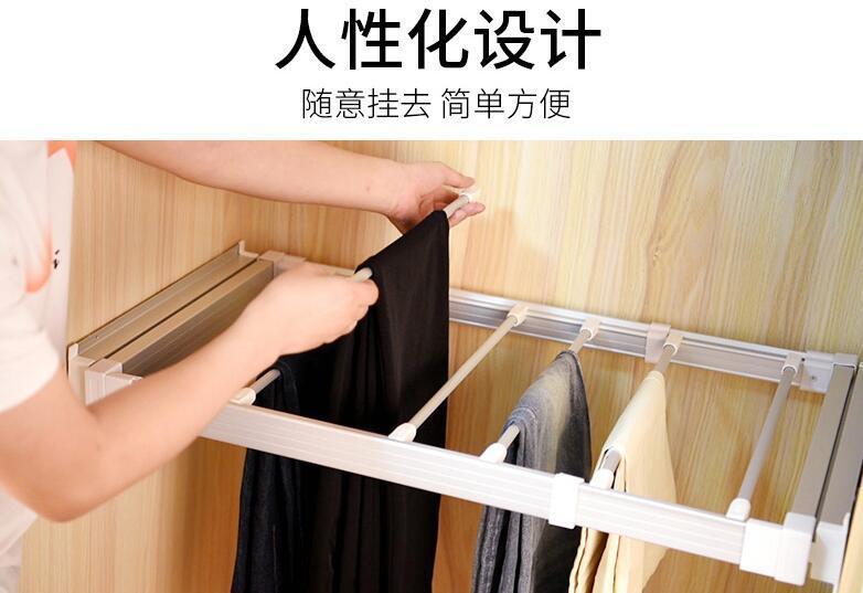 衣柜裤架实用吗怎么用