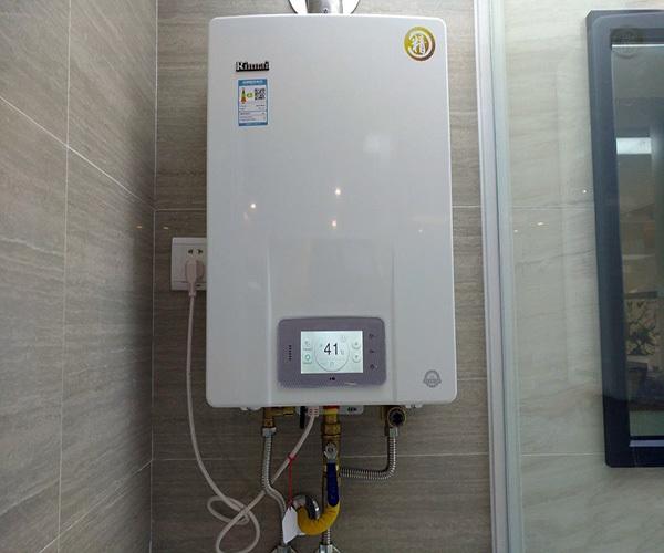 林内燃气热水器图片