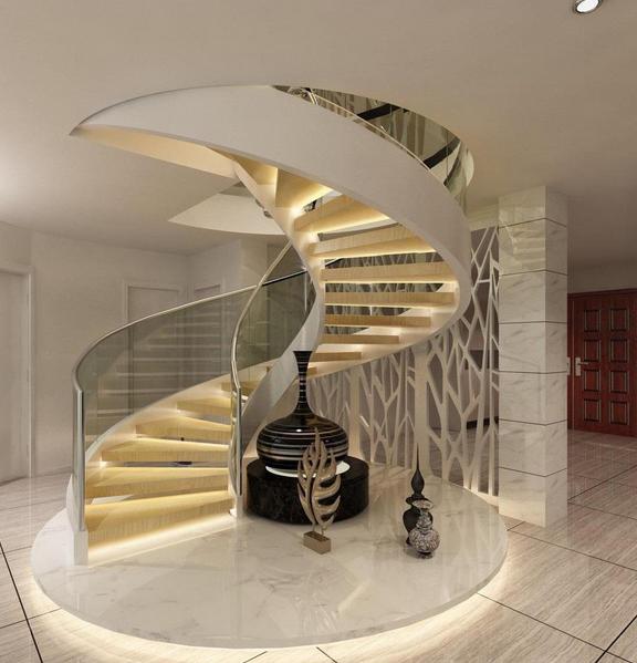 室内旋转楼梯价格