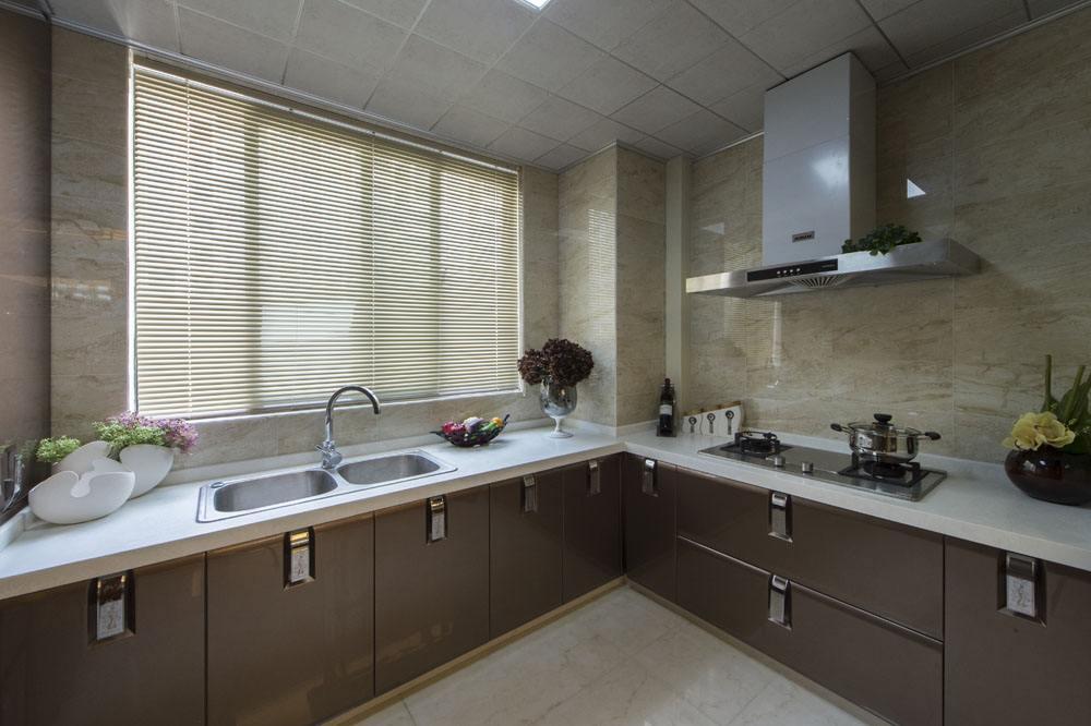 厨房装修的细节