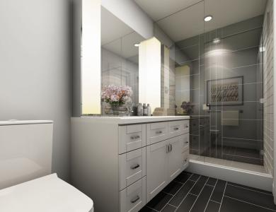 卫生间装修瓷砖选择要点