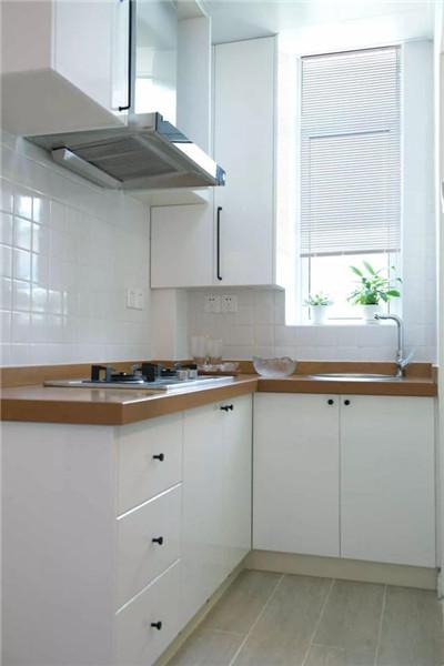 兰州一室一厅厨房改造装修