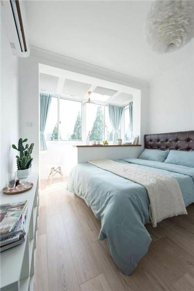兰州一室一厅卧室装修改造