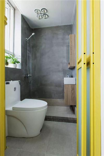 兰州一室一厅卫生间改造装修