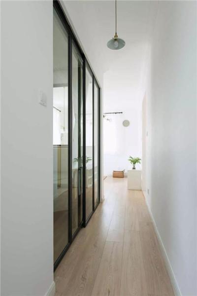 兰州一室一厅走廊装修改造