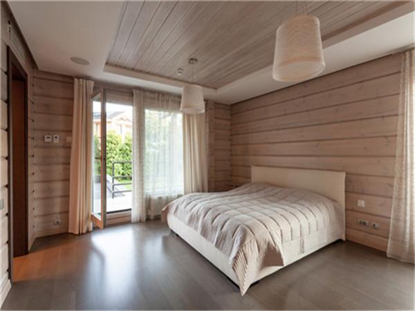 卧室吊顶设计——格栅式吊顶造型