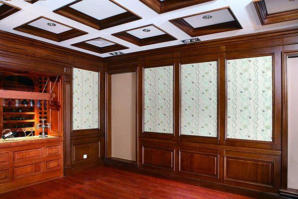 原木护墙板多少钱一平米