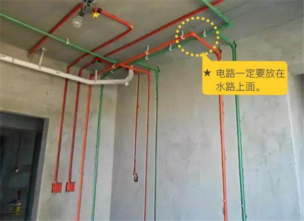 明线算开槽的价格 水电改造有开槽和不开槽两种,开槽又有承重强开槽