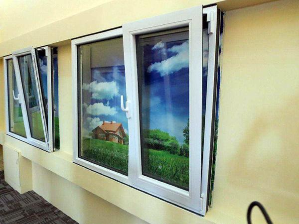 塑钢门窗多少钱