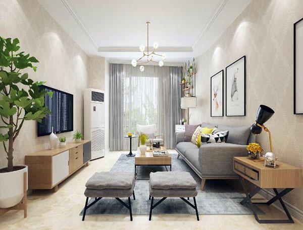 80平米房子装修预算清单 80平的房子如何装修显得空间