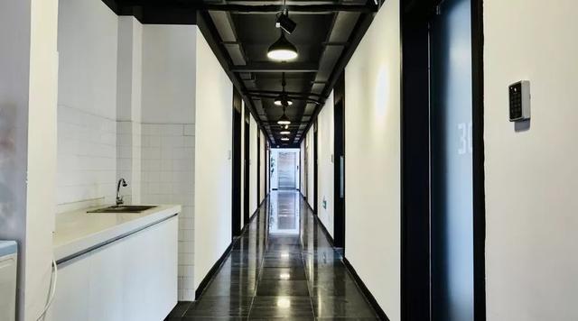 现代高档办公室设计