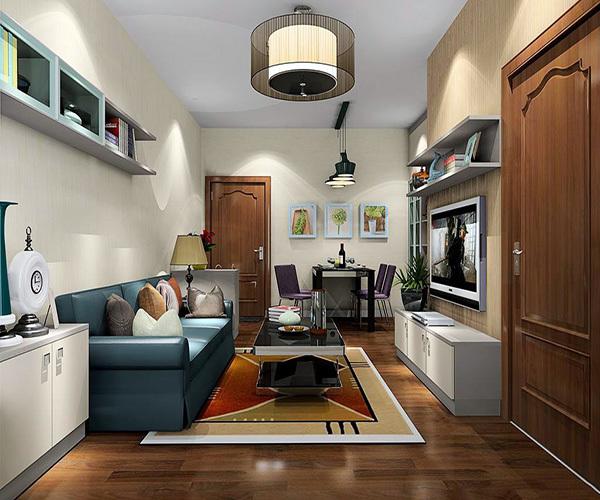 一室一厅小户型装修 8个妙招让小户型也有大容量