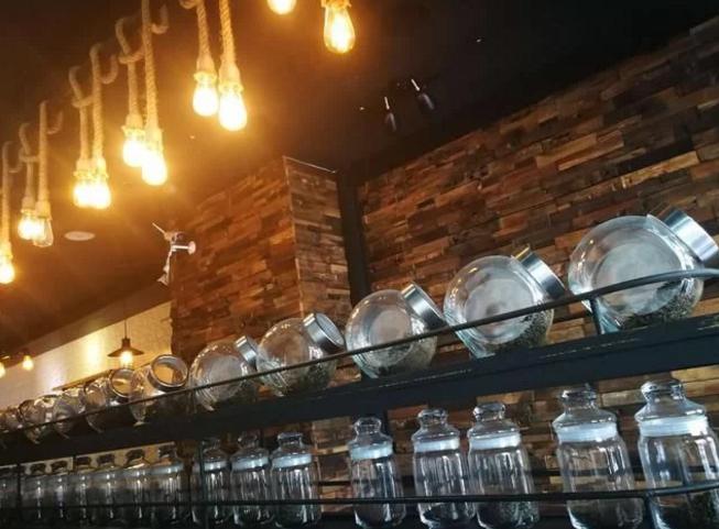 宝应奶茶店装修技巧