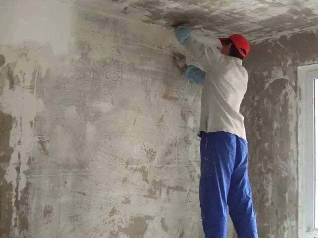 旧墙面如何翻新便宜