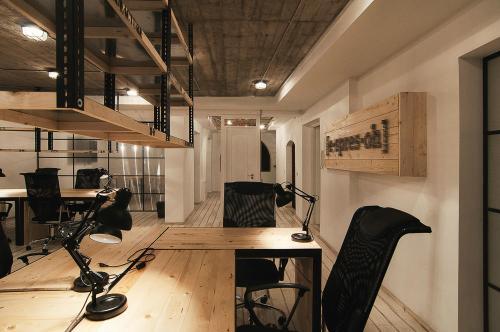 宿州办公室装修设计
